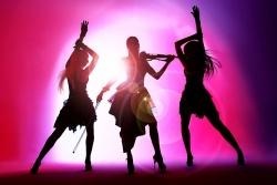 Музыкальное шоу на Новый Год