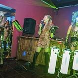 Музыкально-Световое шоу Light girls Гиолли Мария