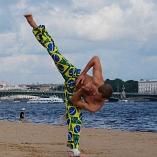 Alexey - Capoeira show